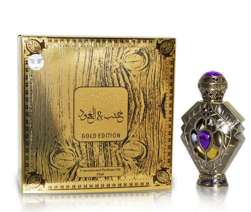 Khashab Oud Gold Edition