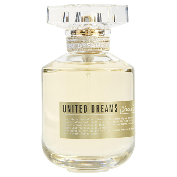 United dreams dream big for Benetton dream big