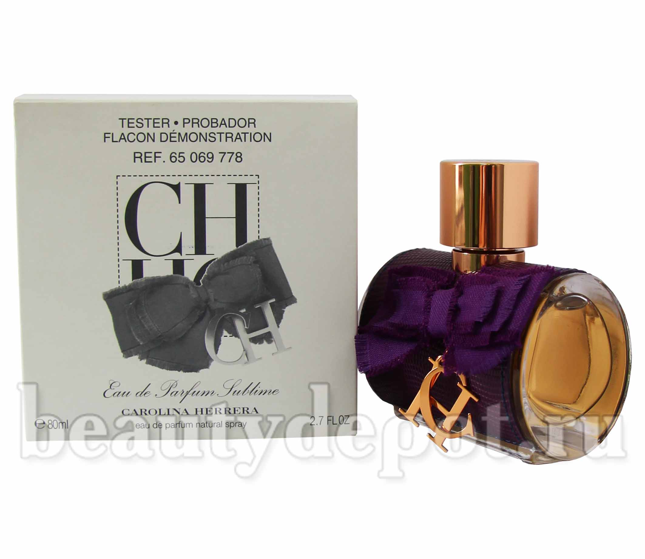 Ch Eau De Parfum Sublime Carolina Herrera For Women Edp 80ml 22250